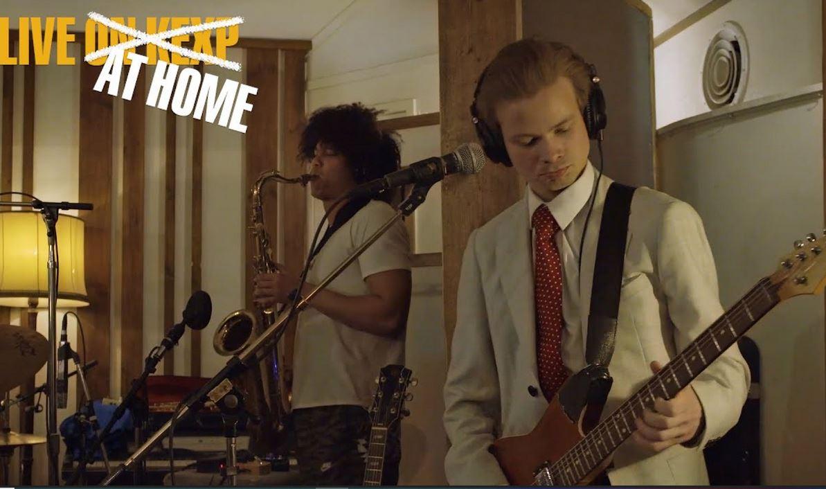 Le Live de la semaine – black midi – Live on KEXP at Home – 2021
