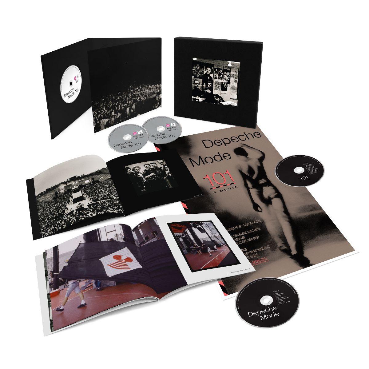 News – Depeche Mode – 101 Box set