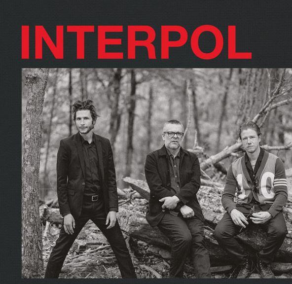 News – Interpol – En studio