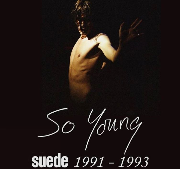 News Littéraires – So Young: Suede 1991-1993