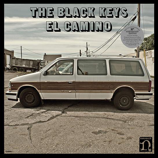 News – The Black Keys – El Camino (10th Anniversary Deluxe Edition)
