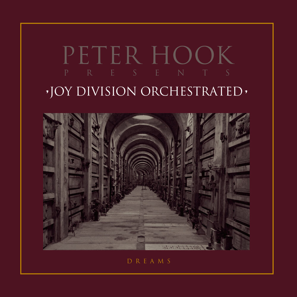 News – Peter Hook Presents Joy Division Orchestrated – Dreams EP